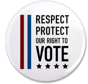 Voter Suppression - Protect our right to vote